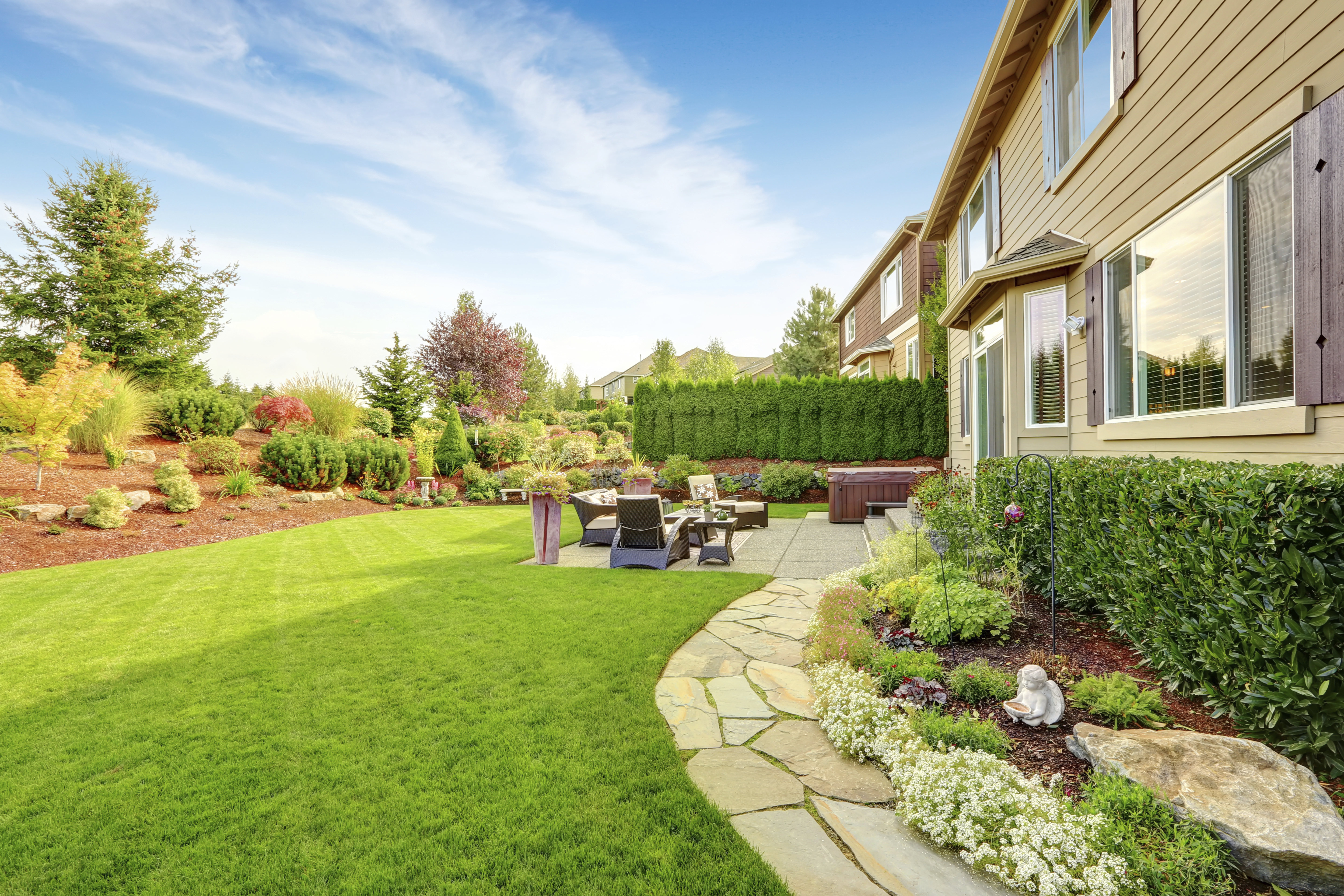 finest green lawn care services finest green